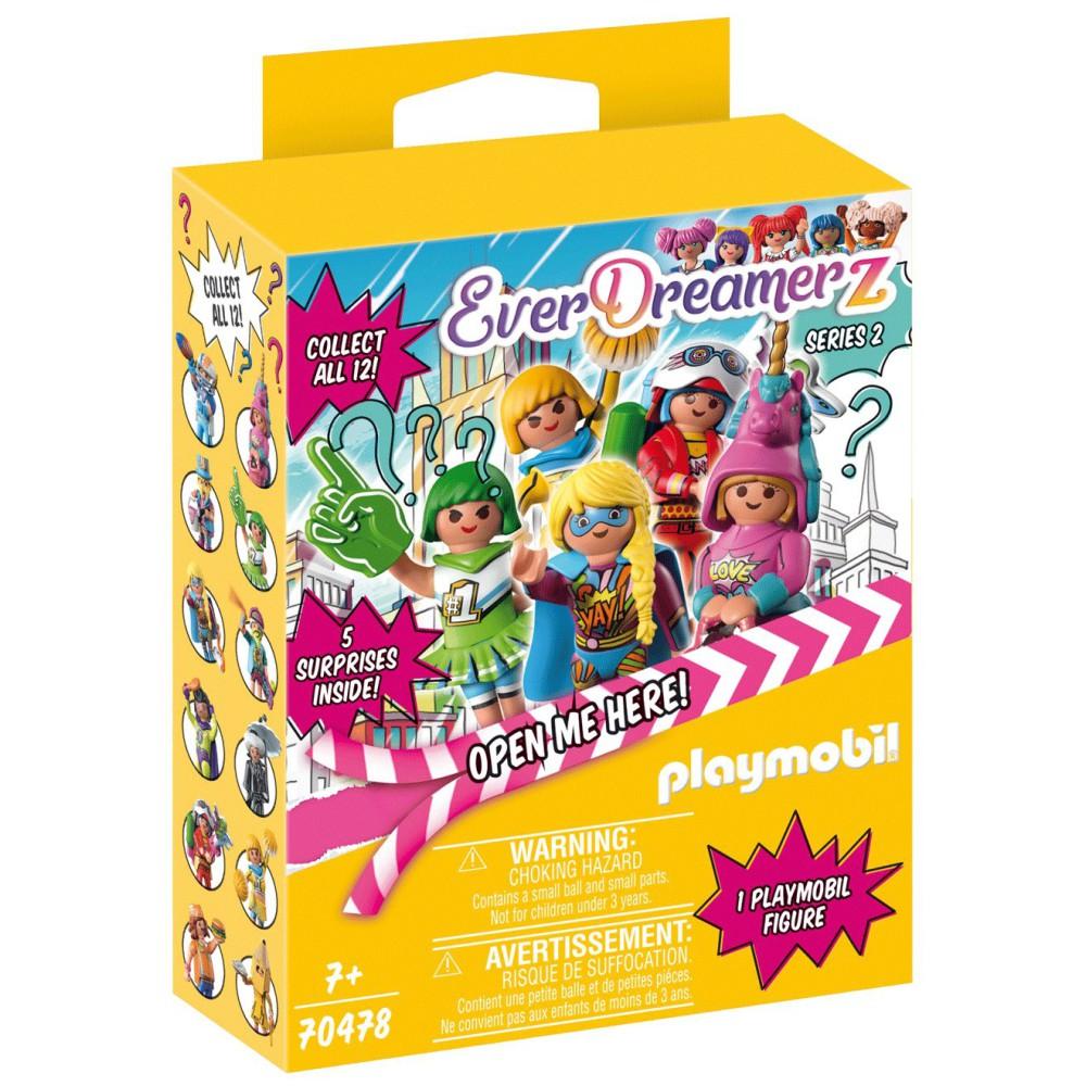 Playmobil - EverDreamerz Pudełko niespodzianka - Comic World Seria 2 70478