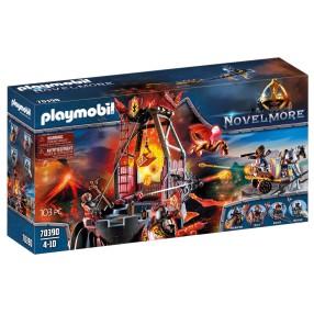 Playmobil - Kopalnia Wojowników Burnham 70390