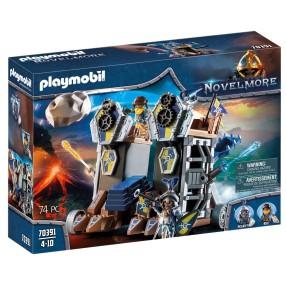 Playmobil - Mobilna katapulta Novelmore 70391