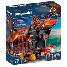 Playmobil - Ognisty taran Wojowników Burnham 70393