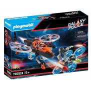 Playmobil - Galaxy Helikopter piratów 70023
