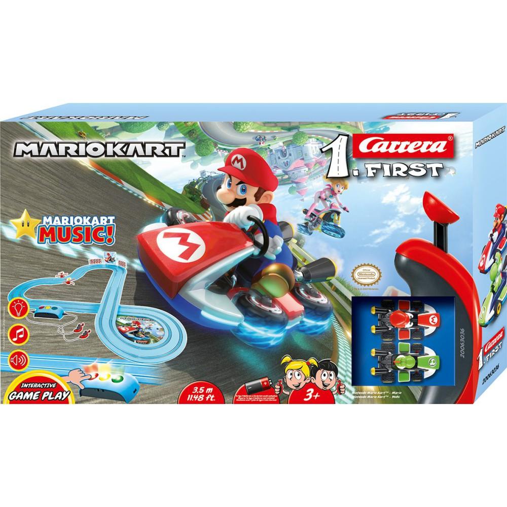 Carrera 1. First - Nintendo Mario Kart - Royal Raceway 63036