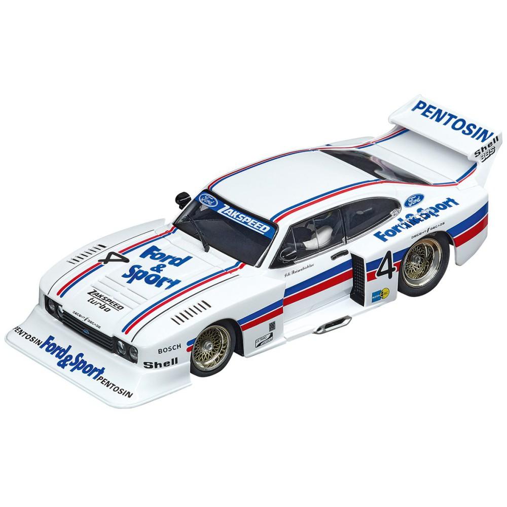 "Carrera DIGITAL 132 - Ford Capri Zakspeed Turbo ""Lili Reisenbichler, No.4"" 30926"