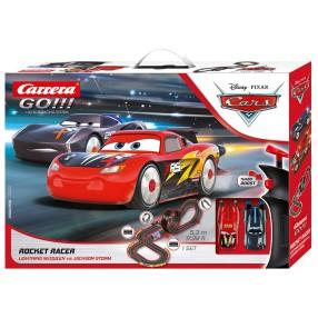 Carrera GO!!! - Disney Auta Cars - Rocket Racer 62518