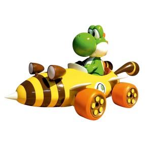 Carrera RC - Mario Kart Bumble V, Yoshi 2.4GHz 1:18 181065