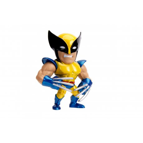 Marvel X-Men - Metalowa Figurka Wolverine 10 cm 3221007