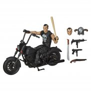 Hasbro Marvel Legends - Figurka 15 cm The Punisher + Motor i akcesoria E8601