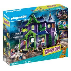 Playmobil - SCOOBY-DOO! Przygoda w domu z duchami 70361