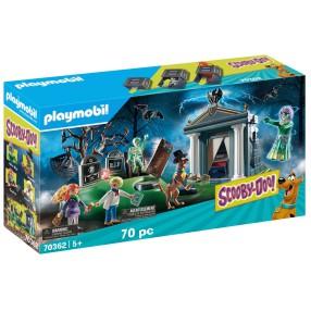 Playmobil - SCOOBY-DOO! Przygoda na cmentarzu 70362