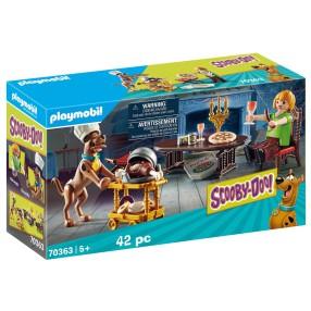 Playmobil - SCOOBY-DOO! Kolacja z Shaggy 70363