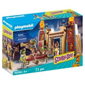 Playmobil - SCOOBY-DOO! Przygoda w Egipcie 70365