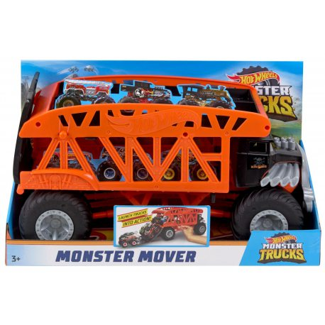 Hot Wheels Monster Trucks - Monster Transporter GKD37