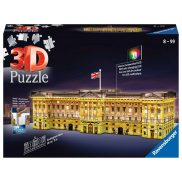 Ravensburger - Puzzle 3D Pałac Buckingham Night Edition 216 elem. 125296