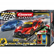 Carrera GO!!! - Race the Track 62526