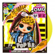 L.O.L. SURPRISE - Lalka O.M.G. REMIX POP B.B. OMG LOL 567257