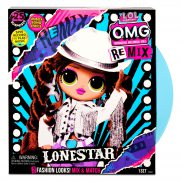 L.O.L. SURPRISE - Lalka O.M.G. REMIX Lonestar OMG LOL 567233