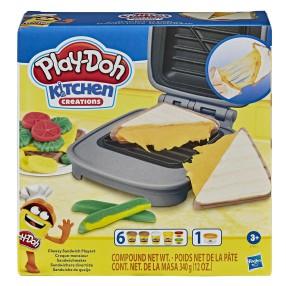 Play-Doh - Ciastolina Tosty z ciągnącym serem E7623