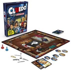 Hasbro - Gra Cluedo Edycja dla rywali PL E9269