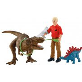 Schleich - Atak Tyrannosaurusa Rexa 41465