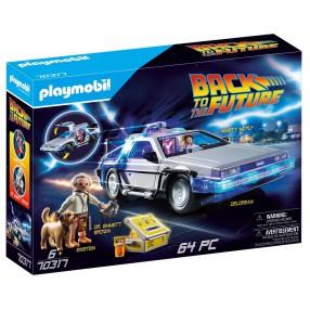 Playmobil - Powrót do przyszłości - Back to the Future DeLorean 70317