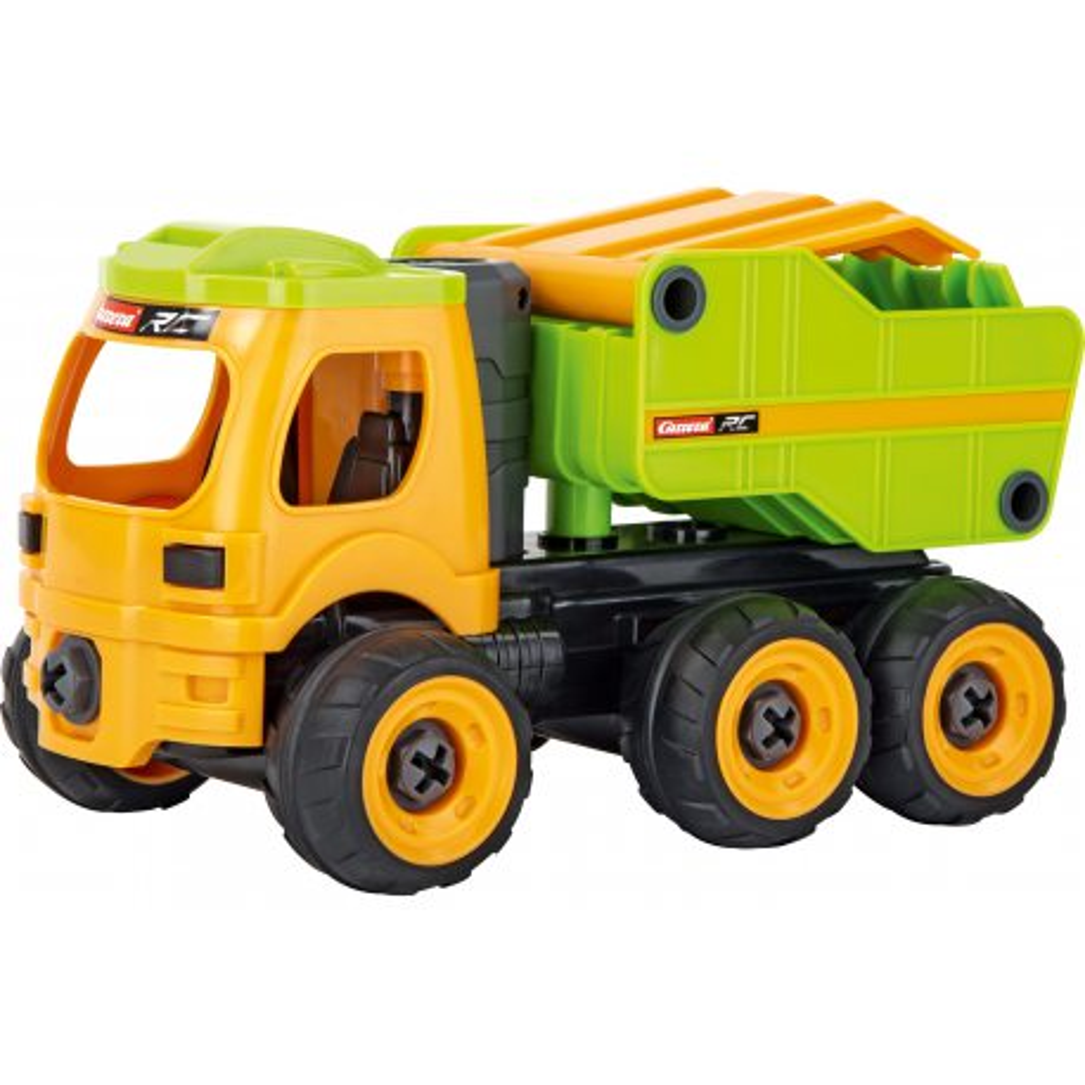 Carrera RC - 1. First Dump Truck Wywrotka 2,4GHz 1:18 181077