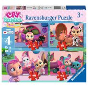 Ravensburger - Puzzle Cry Babies Magic Tears 4w1 12/16/20/24 elem. 030521