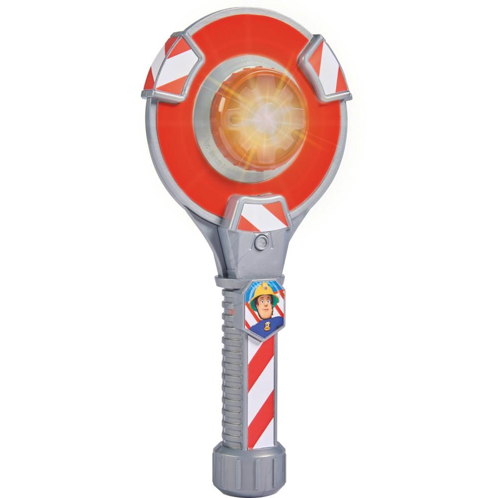 Simba - Strażak Sam Policyjny lizak drogowy ze światłem 9252440