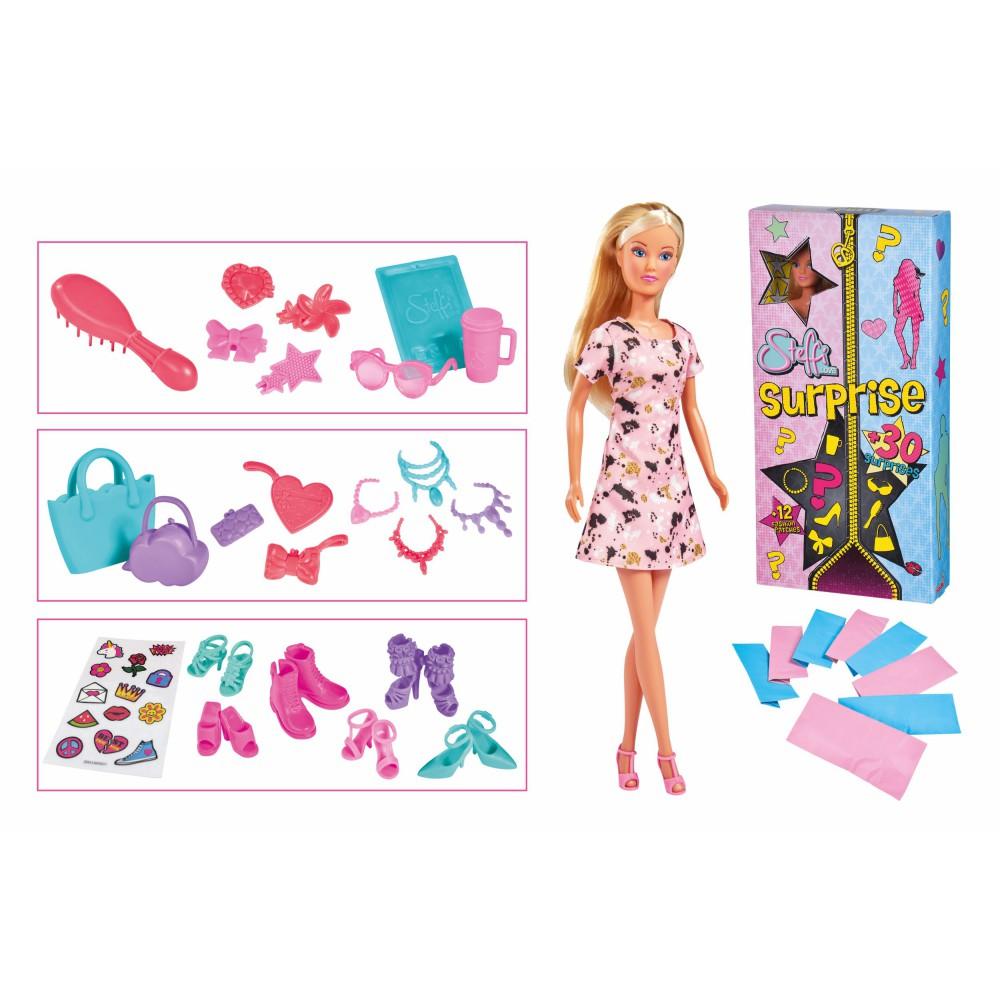 Simba Steffi LOVE - Lalka Steffi z niespodziankami 5733468