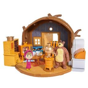 Simba Masza i Niedźwiedź - Domek Niedźwiedzia 9301632