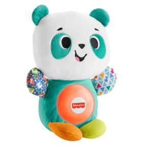 Fisher-Price Linkimals - Interaktywna Panda ze światełkami i dźwiękami wer. PL GRG79