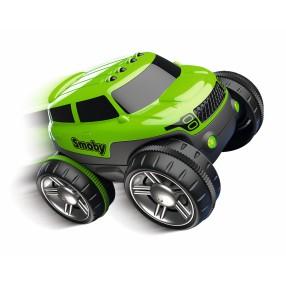 Smoby Flextreme - Samochodzik ze światłem Zielony 180903 02