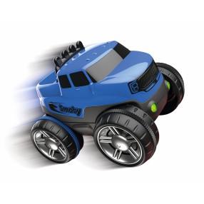 Smoby Flextreme - Samochodzik ze światłem Niebieski 180903 03