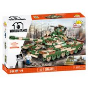COBI World of Tanks - Czołg IS-7 Granite 3040