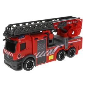 Dickie SOS - Straż Pożarna z drabiną Światło Dźwięk 3714011