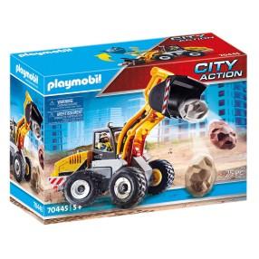 Playmobil - Ładowarka kołowa 70445