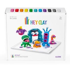 Hey Clay - Masa plastyczna Obcy HCLSE001