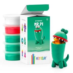 Hey Clay - Masa plastyczna Mr. Pi HCLMM003