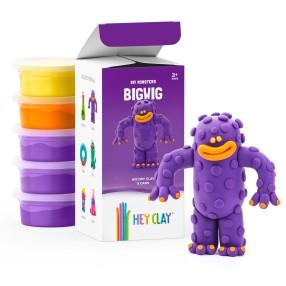 Hey Clay - Masa plastyczna Bigwig HCLMM005