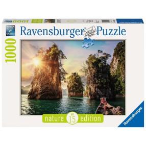 Ravensburger - Puzzle Skały w Tajlandii 1000 elem. 139682