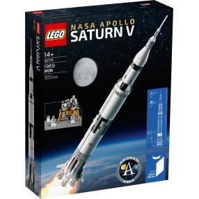 LEGO Ideas - Rakieta NASA Apollo Saturn V 92176