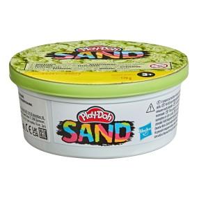 Play-Doh Sand - Piasek Tuba pojedyncza 170g Zielony E9291