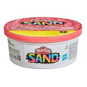 Play-Doh Sand - Piasek Tuba pojedyncza 170g Różowy E9292