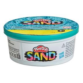 Play-Doh Sand - Piasek Tuba pojedyncza 170g Turkusowy E9294