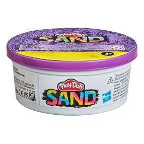 Play-Doh Sand - Piasek Tuba pojedyncza 170g Fioletowy E9295
