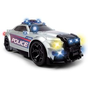 Dickie - Samochód Policja Street Force Światło Dźwięk 1137006