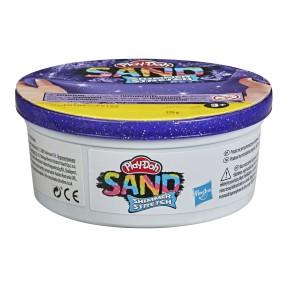 Play-Doh Sand - Piasek Brokatowy Tuba pojedyncza 170g Fioletowy F0109