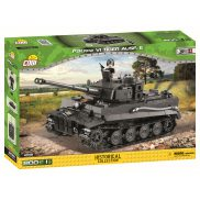 COBI Historical Collection WWII - Niemiecki Czołg PzKpfw VI Tiger Ausf. E 2538