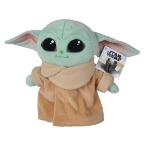 Disney Star Wars - Maskotka Mandalorian Baby Yoda 25 cm 5875778