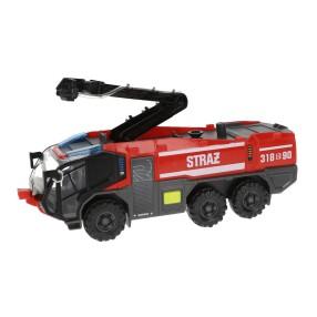 Dickie SOS - Lotniskowa Straż Pożarna Światło Dźwięk 3714012