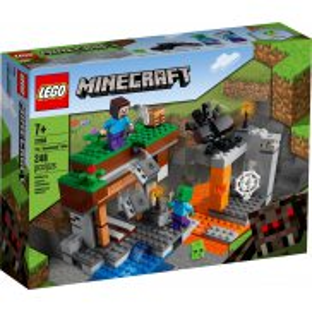"LEGO Minecraft - ""Opuszczona"" kopalnia 21166"